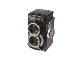 Rolleiflex 4x4 schwarz