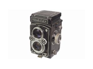 Rolleiflex 6x6 Tessar 3,5