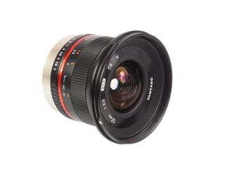 Samyang 2,0/12mm Fuji X