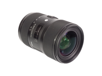 Sigma Art DC 1,8/18-35mm Nikon DX