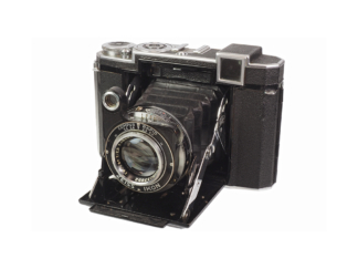 Super Ikonta 6x6+ Ressar 2,8/80mm