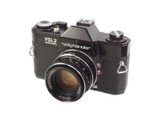 Voigtländer VSL2 + Ultron 1,8/50mm