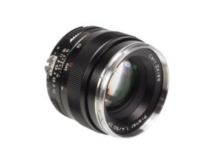 Zeiss Planar 1,4/50mm ZF
