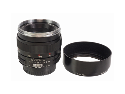 Zeiss Planar 1,4/50mm ZF