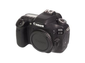 Canon EOS 80D Gehäuse