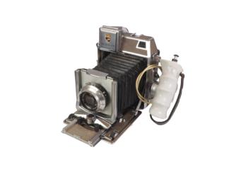 Linhof Technika + Tessar 3,5/105mm