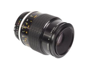 Nikkor 4,0/105mm Micro + PN-1