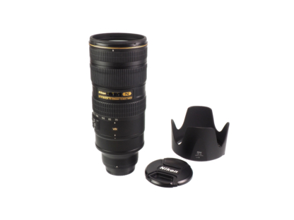 Nikon AF-S 2,8/70-200mm VR II