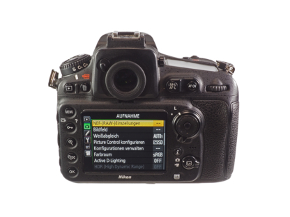Nikon D810 Gehäuse