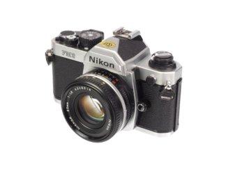 """Nikon FM2N + 1,5/50mm """"Pancake"""""""