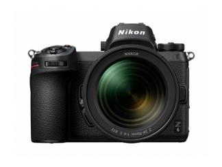 Nikon Z6 Kit mit 4,0/24-70mm S + 5-Jahre-Garantie-Aktion