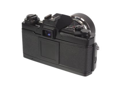 Olympus OM-4 Ti + Zuiko 1,4/50mm
