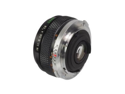 Olympus Zuiko Auto-W 2,8/24mm