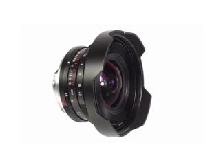 Voigtländer Heliar 5,6/12mm + Sucher Leica M