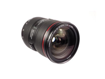 Canon EF 2,8/24-70mm L II