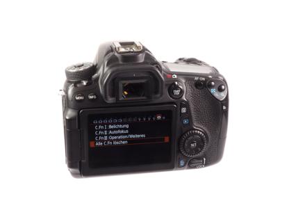 Canon EOS 70D Gehäuse
