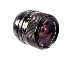 Canon FD 2,0/28mm