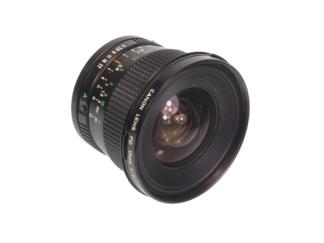 Canon FD 4,0/17mm