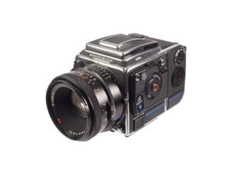 Hasselblad 203FE + 2,8/80mm FE