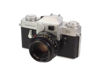 Leicaflex 1.Modell + Summicron 2,0/50mm