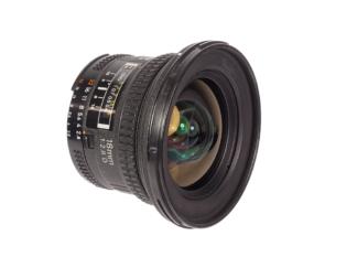 Nikon AF 2,8/18mm D