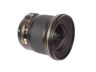 Nikon AF-S 1,8/20mm G