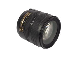 Nikon AF-S 3,5-4,5/24-85mm