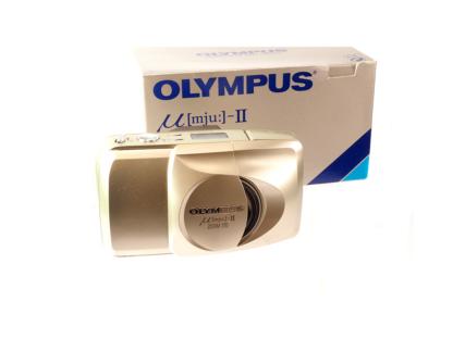 Olympus mju Zoom 170