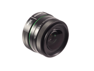 Pentax DA 2,4/35mm