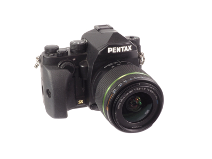Pentax KP + DA 3,5-5,6/18-55mm WR