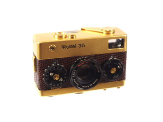 "Rollei 35 S ""Gold"""