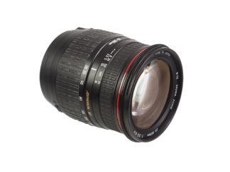 Sigma 3,5-6,3/28-300mm Canon EF