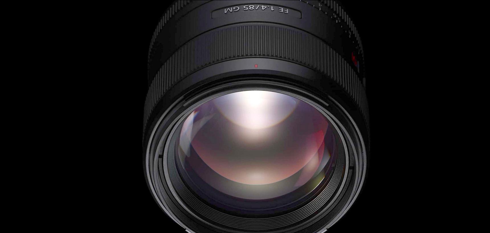 Sony E Mount Objektive entdecken