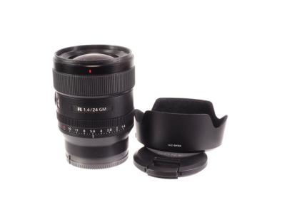 Sony G-Master 1,4/24mm FE E-Mount