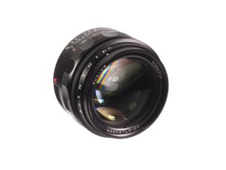 Voigtländer Nokton 1,1/50mm Leica M