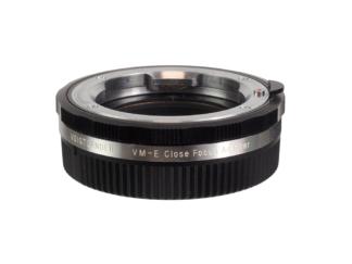 Voigtländer VM-E Close Focus Adapter M an Sony E
