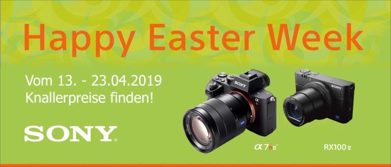 Sony Happy Easter Week