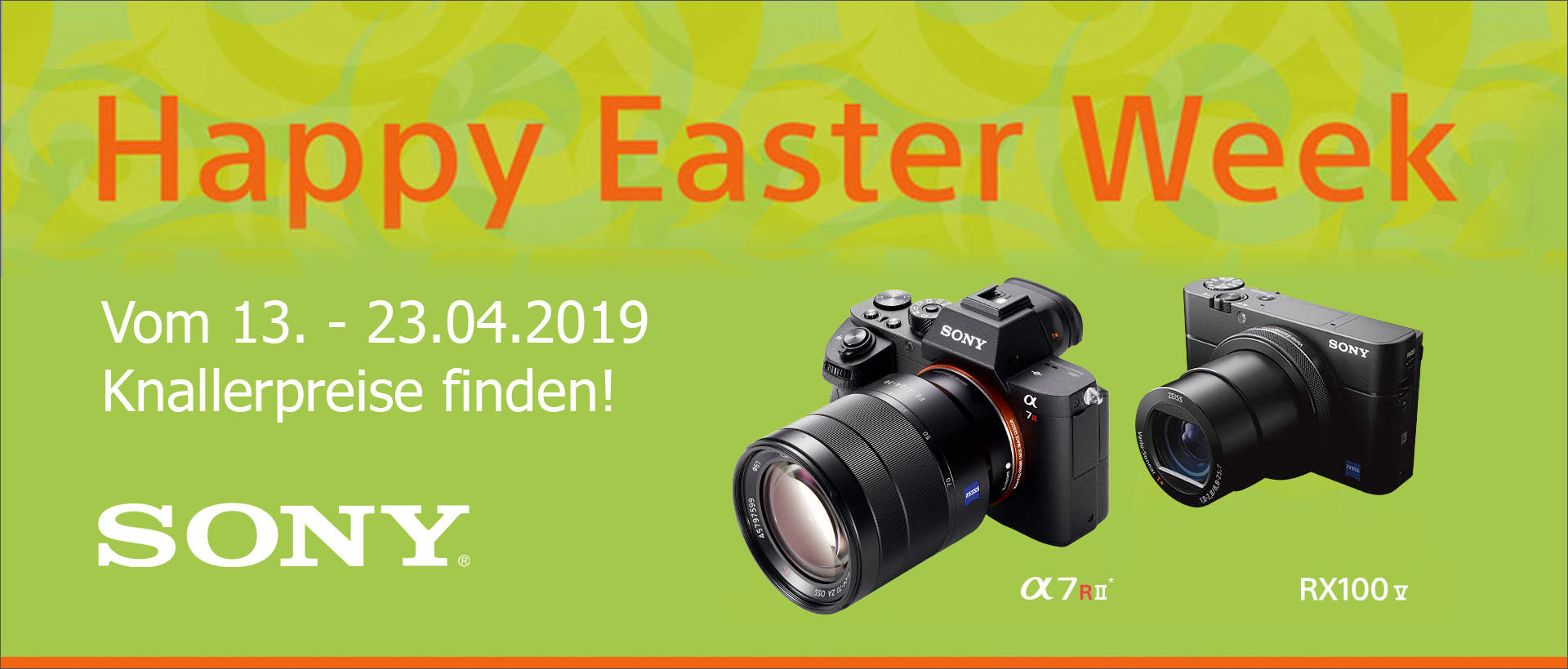 Sony Happy Easter Week