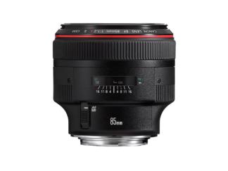 Canon EF 1,2/85mm L II USM