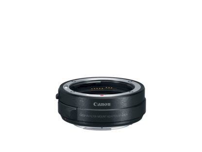 Canon EF-EOS R Adapter mit Graufilter