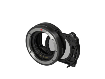 Canon EF-EOS R Adapter mit Polfilter