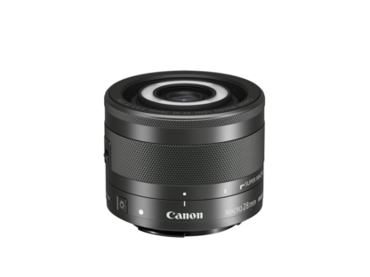 Canon EF-M 3,5/28mm Macro IS STM