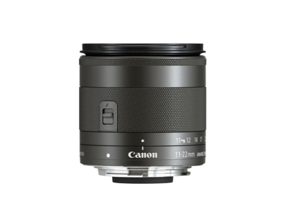 Canon EF-M 4-5,6/11-22mm IS STM