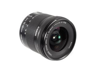 Canon EF-S 4,5-5,6/10-18mm STM