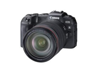 Canon EOS RP + 4,0/24-105mm L