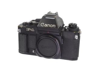 Canon F1N AE Gehäuse