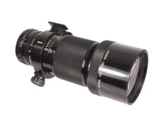 Canon FD 4,0/300mm