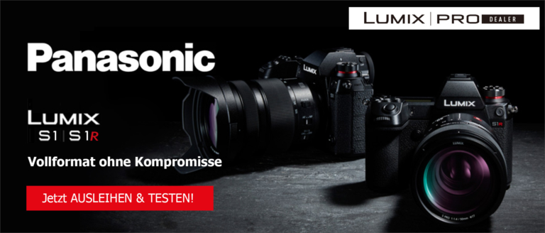 Lumix S Leihaktion