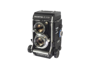 Mamiya C330 Professional f + 2,8/80mm