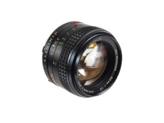 Minolta MD 1,2/50mm